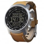 Suunto Elementum Terra Neg Brown Leather