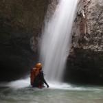 Wasserfall im Auerklamm